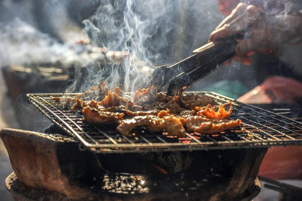 BBQ Smoke