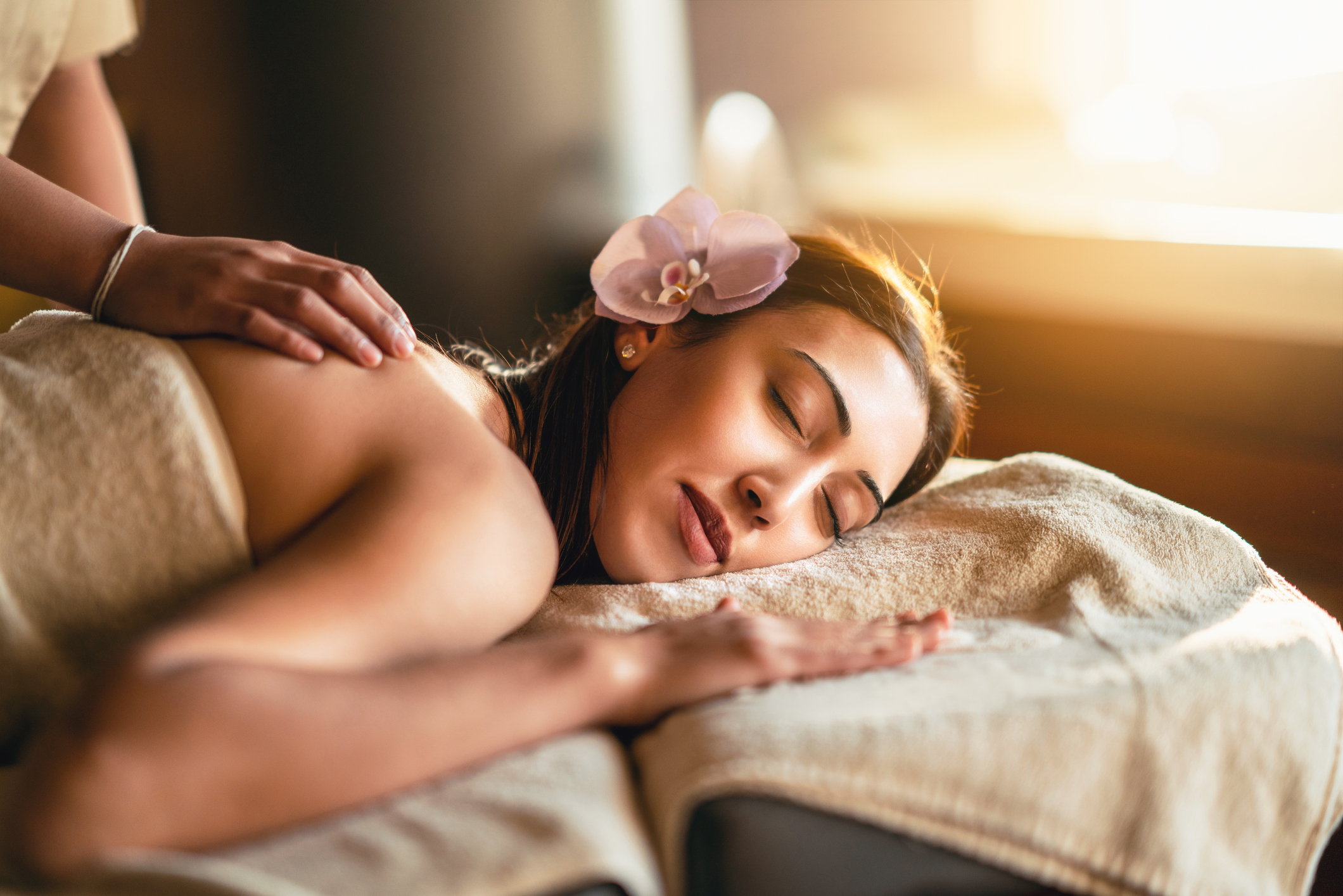 Traditional Thai Massage Is Healing And Relaxing